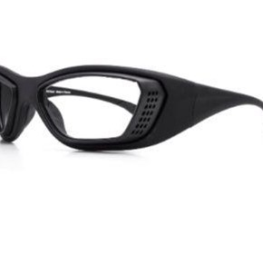 Lightweight ATOMIC Lead Glasses with Side Shields and Vents