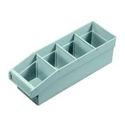 Spare Part Plastic  Bins | Nally | Hospital Storage and Shelving
