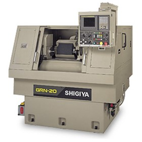 CNC Specialised Grinders | Shigiya Machinery Works