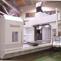 Double Column Machining Centres Eumach Ram Type