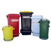 Foot Pedal Waste Bins | LID LIFTA