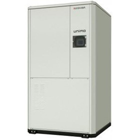 CO2 Heat Pump | WW - Water Source ( Hot Water & Chilled Water Supply)