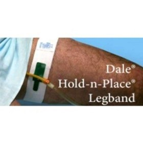 Catheter Strap Leg Band Dale - 10 Pack