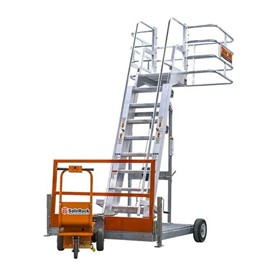 Mobile Unit Portable Access Platforms