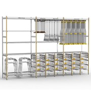 STERIRACK™ Storage& Shelving System - Orthopaedic Equipment Storage
