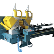 Brobo | Automatic Dual Head Aluminium Cutting Saw | TNF 113