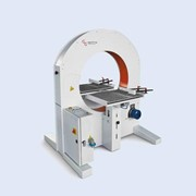 Horizontal Stretch Wrapping Machine | AT-S Semi Automatic