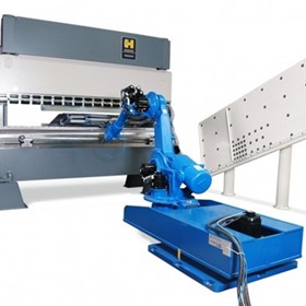 Automated / Robotic Sheet Metal Bending Machine Systems