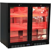 Rhino | Night Club Multi LED Lighting Bar Fridge | SG2H-NC