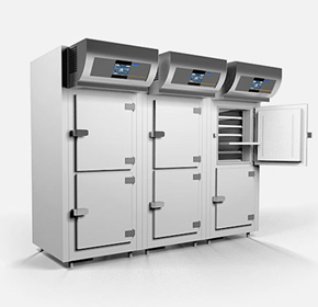 Deep-Freeze Temperature Controlled Storage Cabinet System | KOMA SVHD