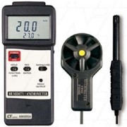 Anemometer with Humidity and Temperature AM4205A