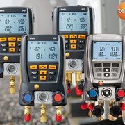 New refrigerants for Testo manifolds