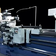 Taiwanese CNC Lathes up to 2500mm Swing