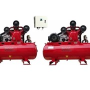 104 CFM/ 20HP Dual Air Compressor