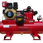 BOSS - 20CFM / 6HP Diesel Air Compressor (E/Start) - BC20D-112L