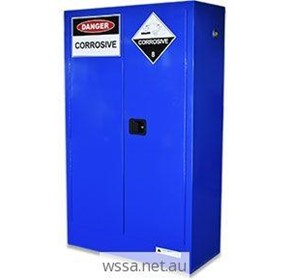 250L Chemical / Corrosive Storage Cabinet