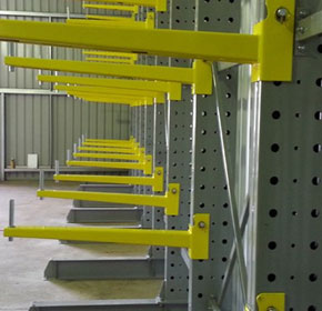 Cantilever Racking and Drive In Racking | Steelcore