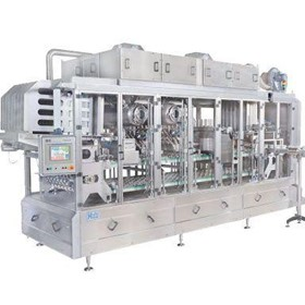 Form Fill Sealing Machine | FCM30-L6 & FCM30-L8