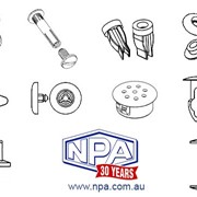 Panel Fasteners & Hole Plugs | NPA