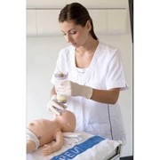 Upright Resuscitator for Newborns