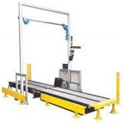 In-Motion Pallet DWS - Pallet Dimensioning Systems