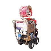 Powered Drain Cleaner | DJ27-350 VG31