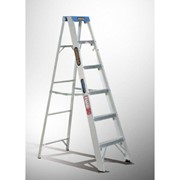 Aluminium Single Sided Step Ladder 120 kg 8ft 2.4m | GORILLA