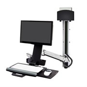 Healthcare Mounting Solutions | StyleView® Sit-Stand Combo System