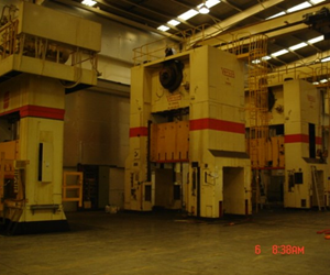 Broens Heavy Presses