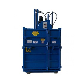 Wet Waste Baler | HK100 | 3 Stream PET Waste Baler