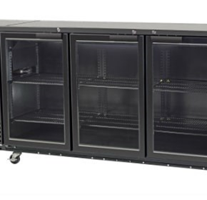 3 Swing Doors Chiller | BB580X