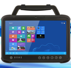 "13.3"" Ultra Rugged Tablet 
