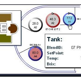 Fermentation Management & Winery Control | TankNET Professional