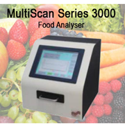 NIR Spectrometer Food Analyser | MultiScan Series 3000