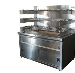 Chicken Rotisserie | Rotochix | 12RODS
