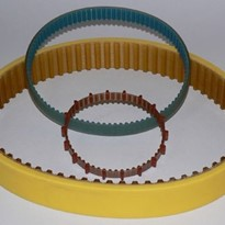 Bervina | Silicon Covered Belts | Polyurethane Covered Belts