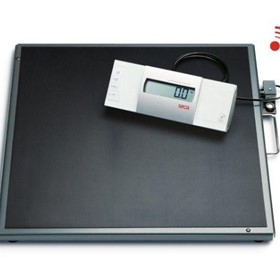 634 Electronic Platform & Bariatric Flat Scale | BMI Wireless
