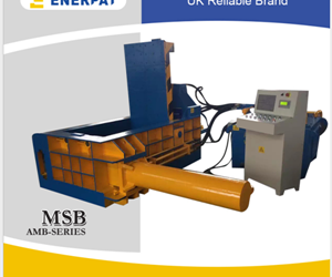 Metal Baling Press Machine, Scrap Metal Baler