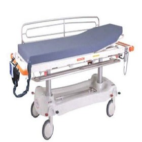 Active Pressure Release Therapy for Mobile Patient Trolleys