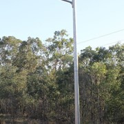 Solar Street Lighting Towers