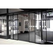 Hospital & Access Door I Telescopic Aluminium Framed Door SLX-M
