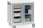 General Medical Supply Storage Carts | Solaire Medical Roam .50