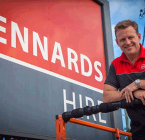 Kennards Hire fills the gap in Perth