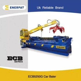 Vertical Scrap Metal Baler | VB Series