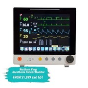 Virgo Anesthesia Patient Monitor