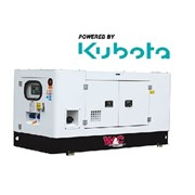 Diesel Generator - ED40KYE/3, 8.8kVA, 3 Phase, with Kubota Engine
