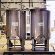 Variable Capacity Fermentation Tanks