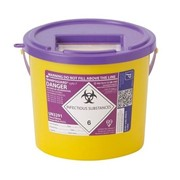 Active Medical | Disposable Bin | Sharpsbin Cyto 7L