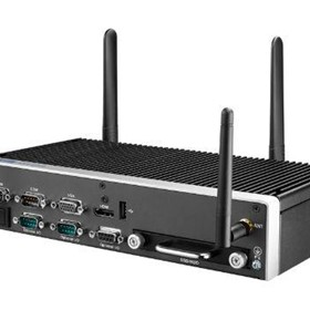 Surveillance Fanless Embedded Box PC- ARK-2231R