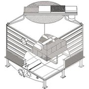 Open Circuit Cooling Towers | PCT